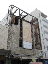 budynek do rozbiórki