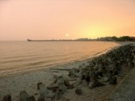 Międzyzdroje  - nadmorska plaża